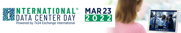 International Data Center Day March 25, 2020    Powered by 7x24 Exchange International
