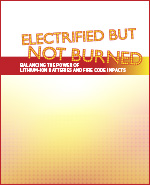 Electrified But Not Burned