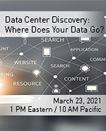 IDCD Data Center Discovery