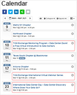 7x24 Exchange Chapter Event Calendar