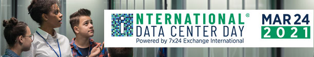 International Data Center Day March 24, 2021  | Powered by 7x24 Exchange International