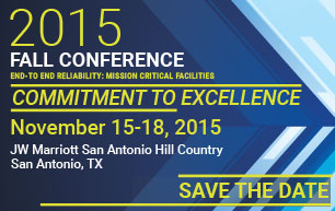 Save the Date for the 2015 Fall Conference