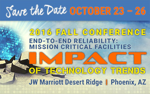2016 Fall Conference - Save The Date!