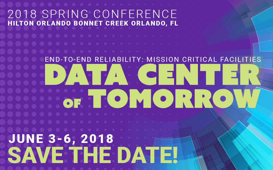 Save the date for the 2018 Spring Conference
