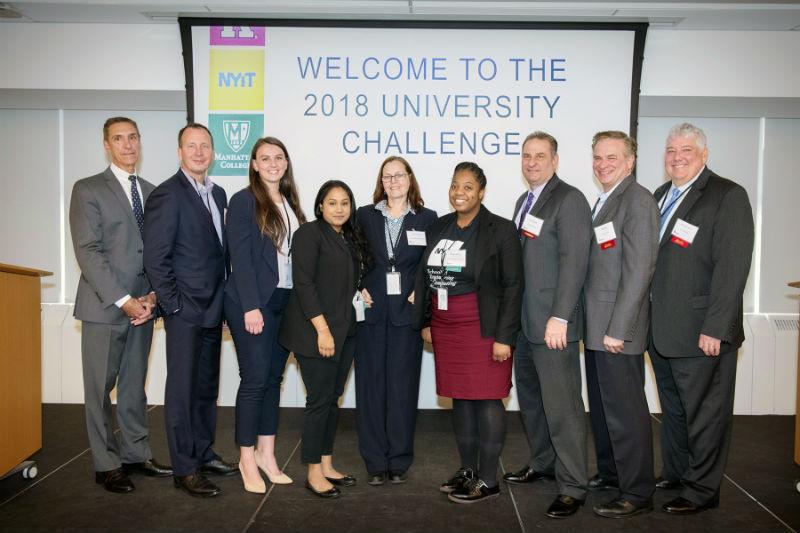 University Challenge Participants