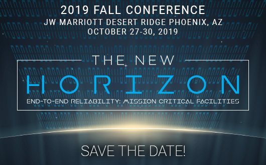 2019 Fall Conference | Save the Date!